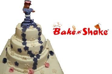 BARBIE DOLL CAKE 6