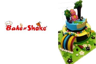 RAINBOW CAKE KIDS