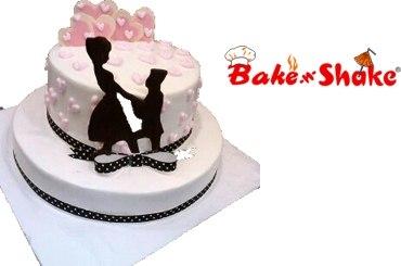 Proposing Cake