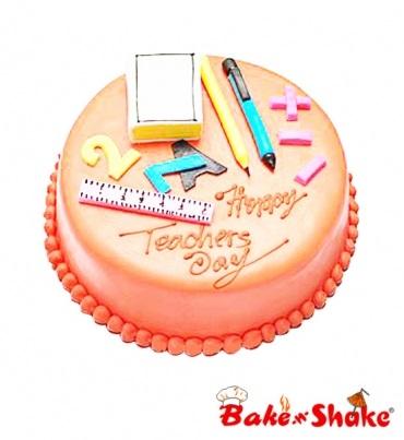 TEACHERS DAY CAKE DESIGN 1