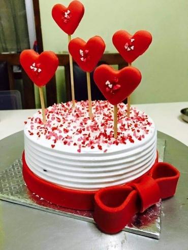 Valentine Cakes 2