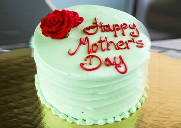 Mothers day Cake 4