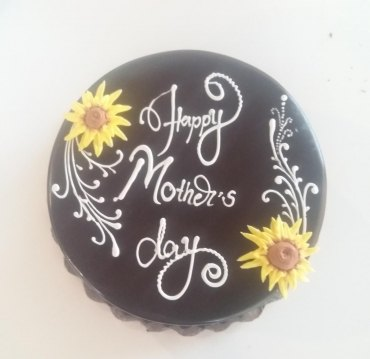 MOTHER`S  DAY CAKE 7