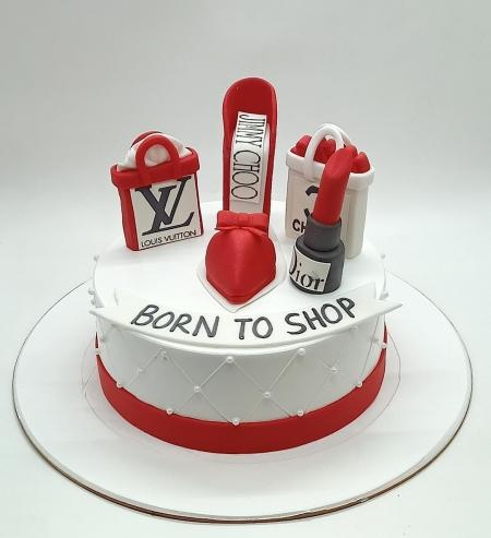 Women S day cake 3