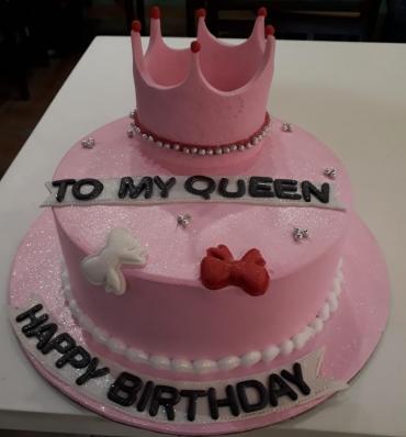 Women S Day cake 4