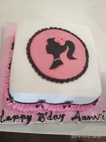 Women S day cake 5